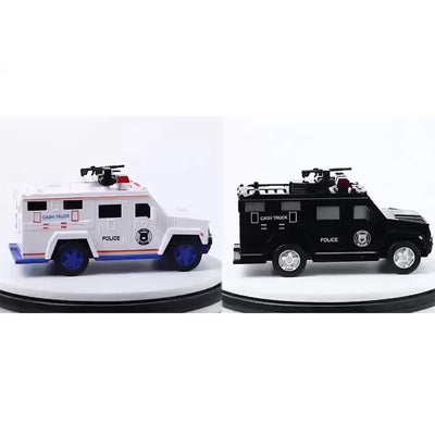 Electronic Money Bank Armored Car