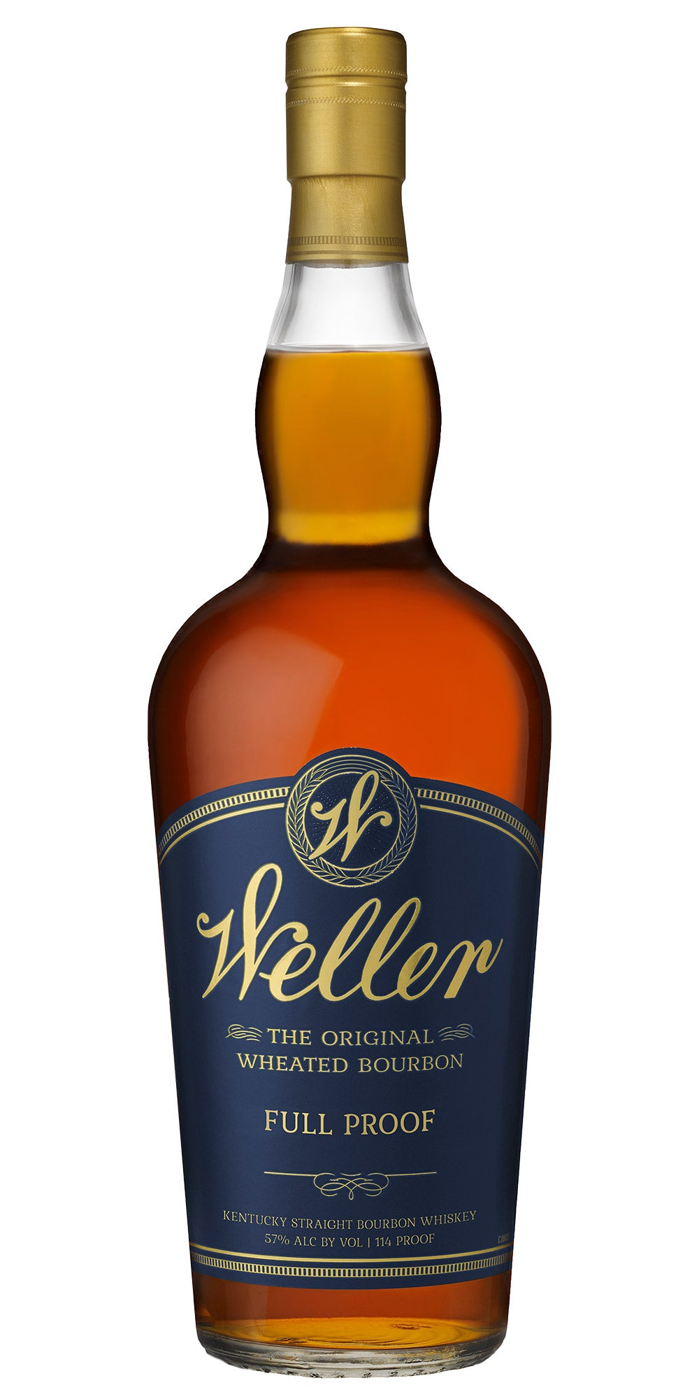 CH Single Barrel Select Weller Full Proof Bourbon