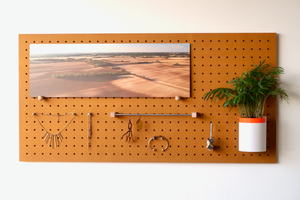 Pegboard et Photo Aérienne
