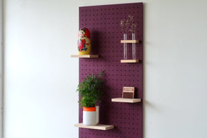 La Quark Board Aubergine - Le Kit - 96x48cm - Quark - 1