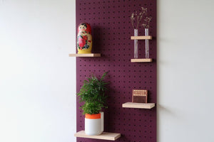 La Quark Board Aubergine - Le Kit - 96x48cm - Quark - 2