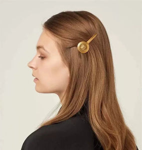 MEDUSA Hair Clip Collection - Pompous Peacock