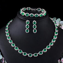 Load image into Gallery viewer, DUCHESS GLAM Jewelry Set - 3 Colours