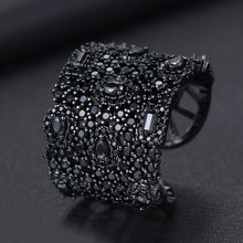 Load image into Gallery viewer, NAYA Luxe Ornate Adjustable Ring - 4 Colours Available! - Pompous Peacock