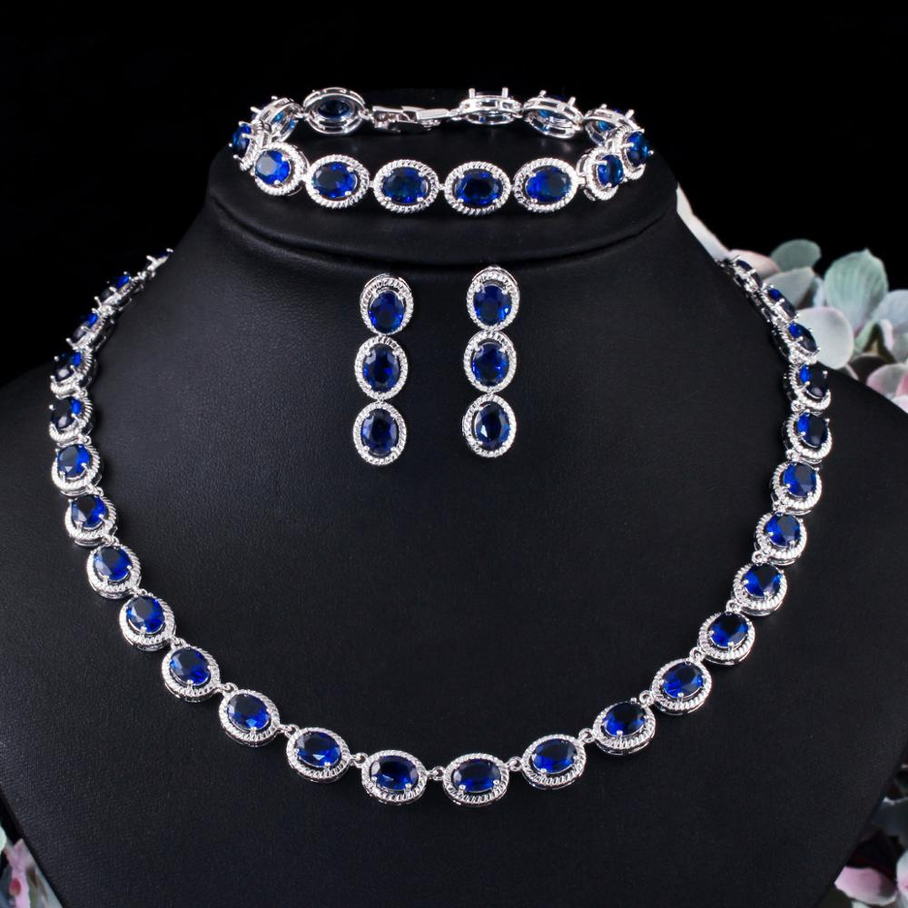DUCHESS GLAM Jewelry Set - 3 Colours