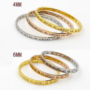 ANTIGO Gold Plated Cz Bangle Bracelet - 3 Colours Available! - Pompous Peacock