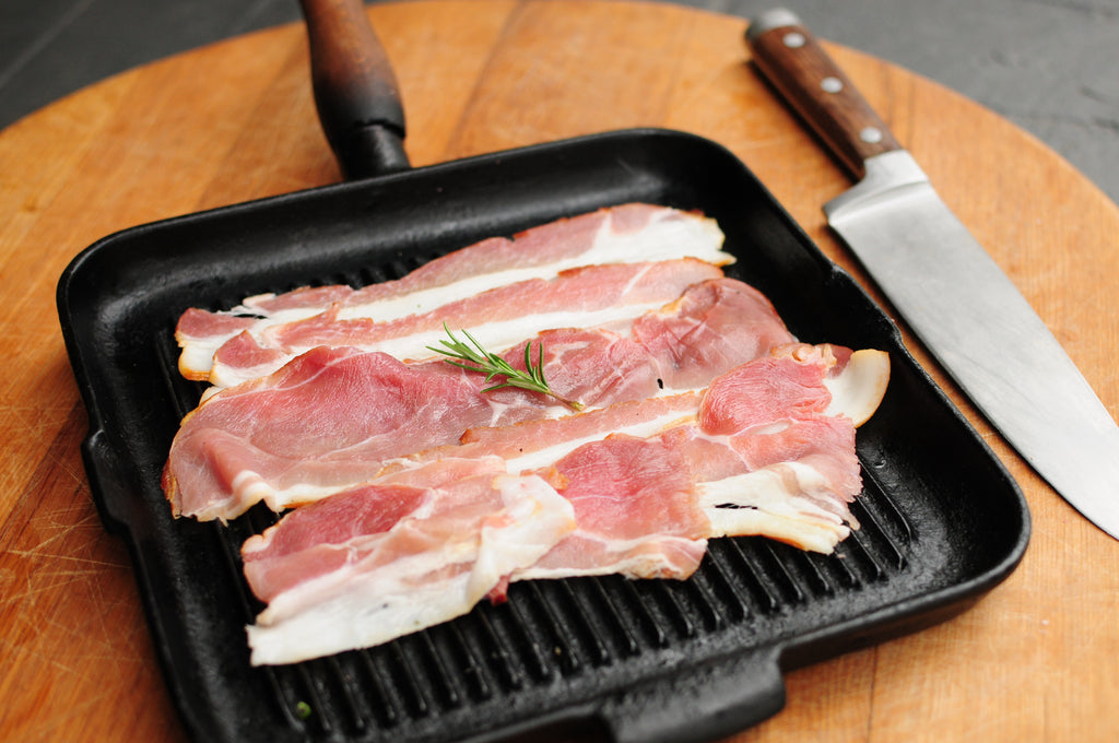 Cure Deli shoulder bacon 160g