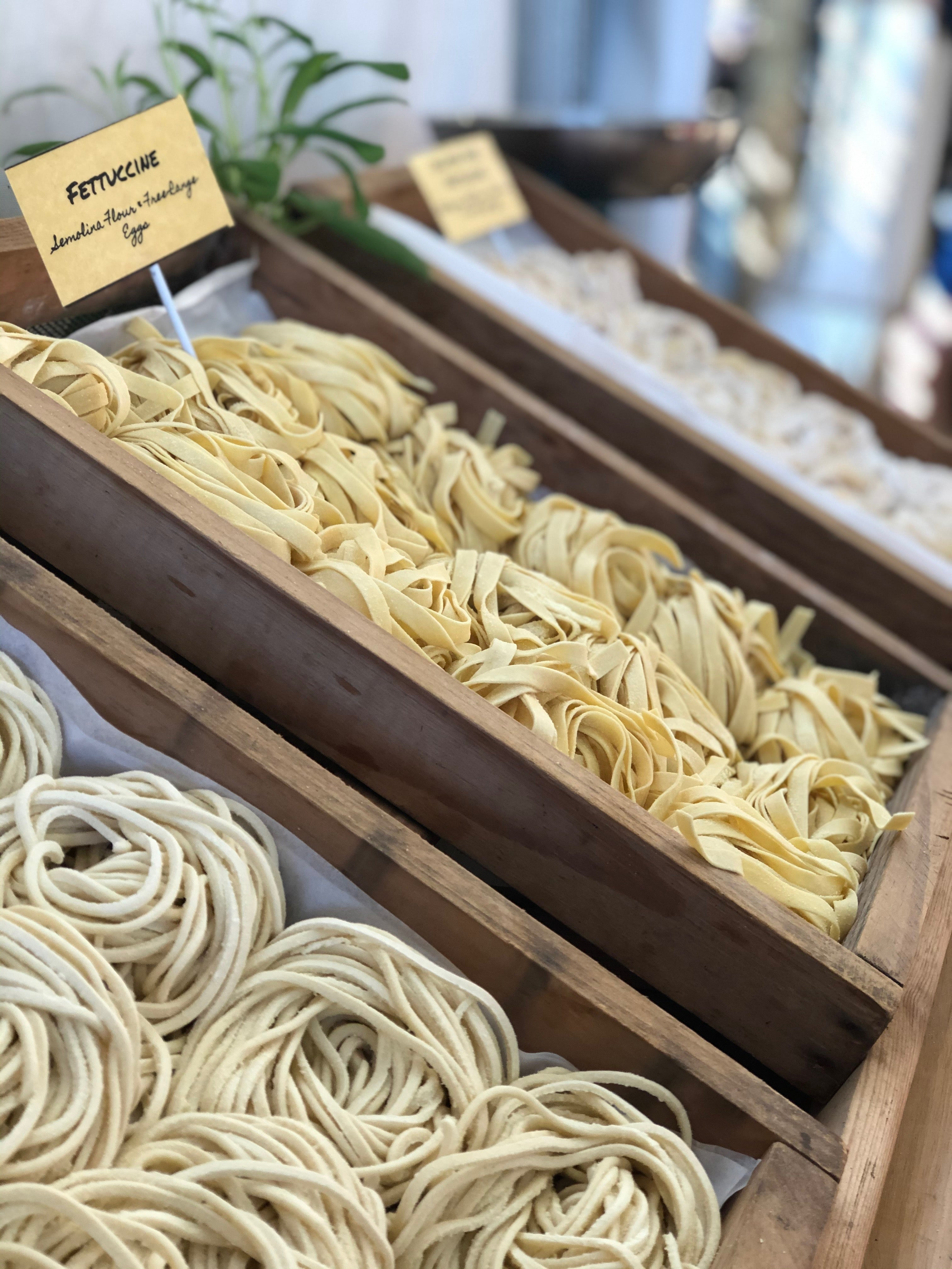 Fresh pasta 500g (Frozen)