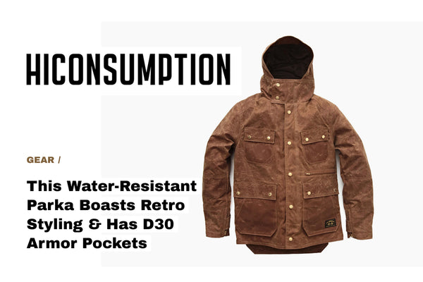 HiConsumption X JANE Kingsland Parka