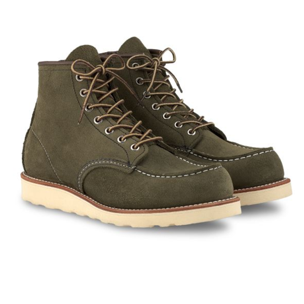 "RED WING #8857 CLASSIC MOC 6"" BOOT LIMITED EDITION"