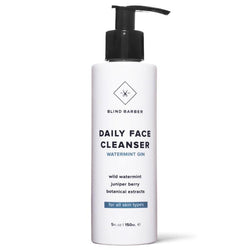 Blind Barber - Watermint Gin Daily Face Cleanser