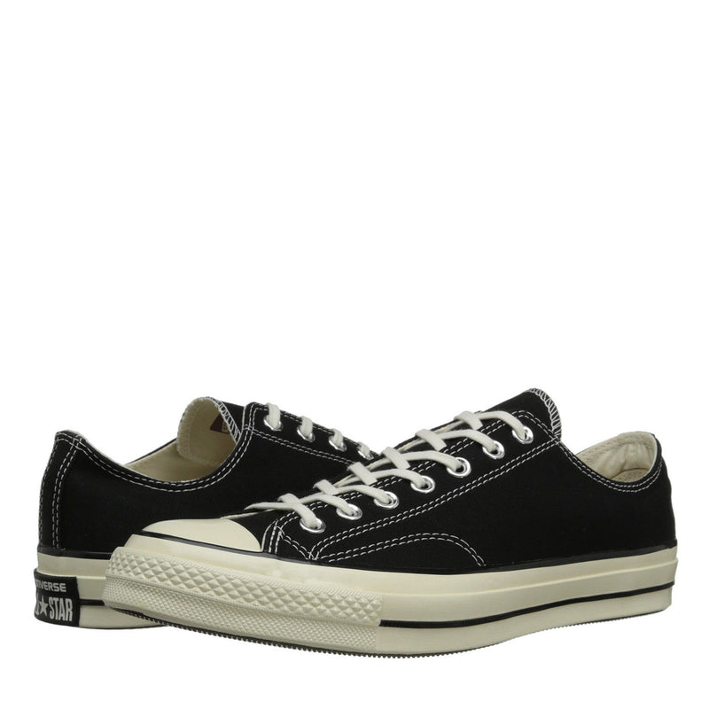 CONVERSE BLACK ALL STAR CHUCK '70 SNEAKER