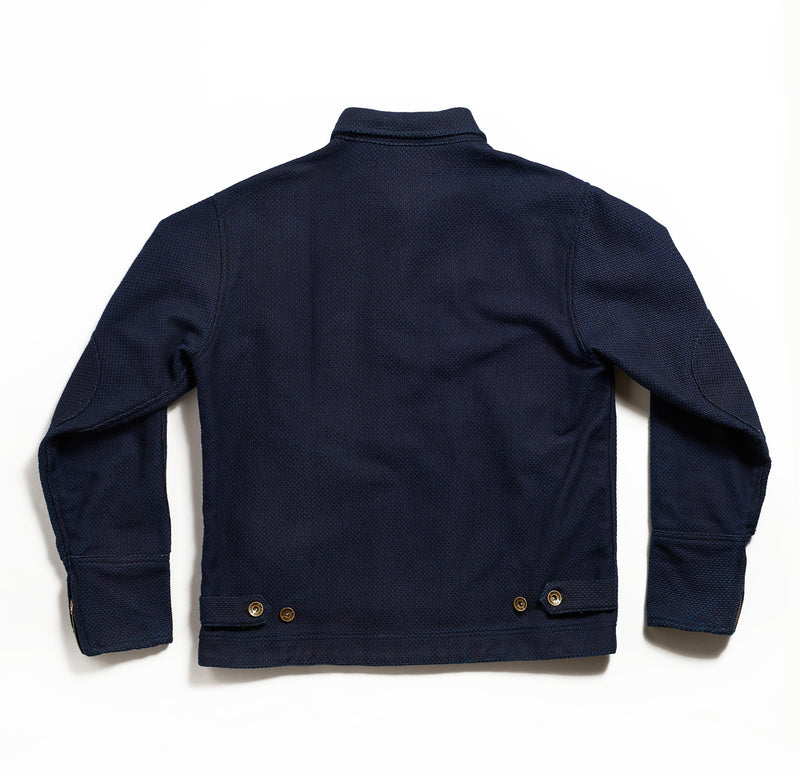 Mechanic's Jacket - Sashiko