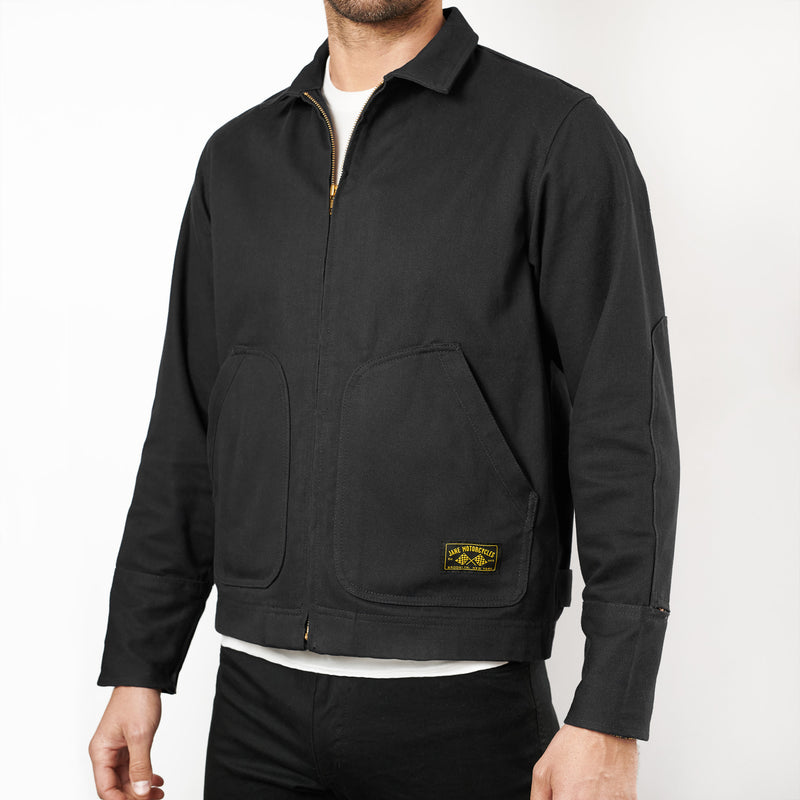 Mechanic's Jacket - Black