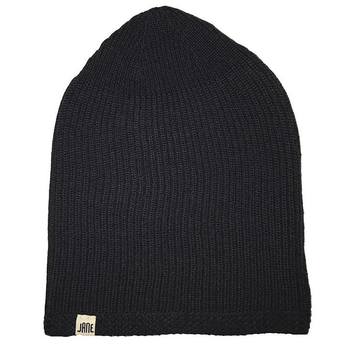 WOOL WATCH CAP - NAVY