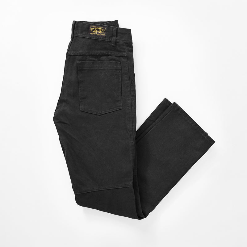 Bedford Double Knee Riding Pant - Black