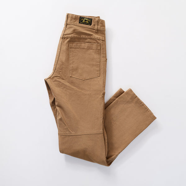Bedford Double Knee Riding Pant - Khaki