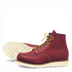 RED WING CLASSIC MOC COPPER WORKSMITH LEATHER Style 9106