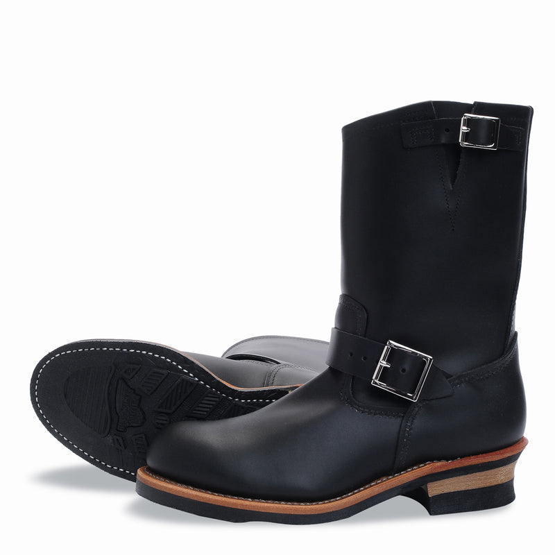 RED WING ENGINEER BLACK LEATHER Style 2286