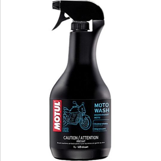 MOTUL - Bike Wash
