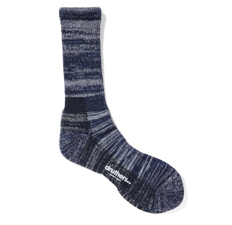 Druthers Organic Cotton Defender Crew Socks