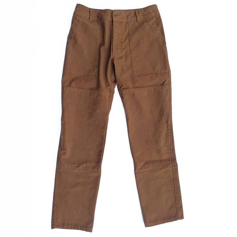 Bedford Double Knee Riding Pant - Tobacco