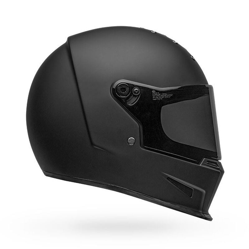 Bell Eliminator Motorcycle Helmet - Matte Black