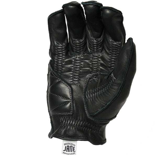 JANE RIDING GLOVE - BLACK