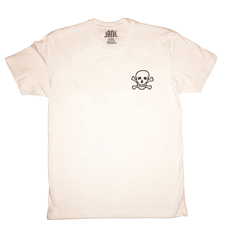 BOWERY SKULL SHORT SLEEVE T-SHIRT