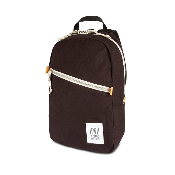 Topo Light Pack - Black Canvas