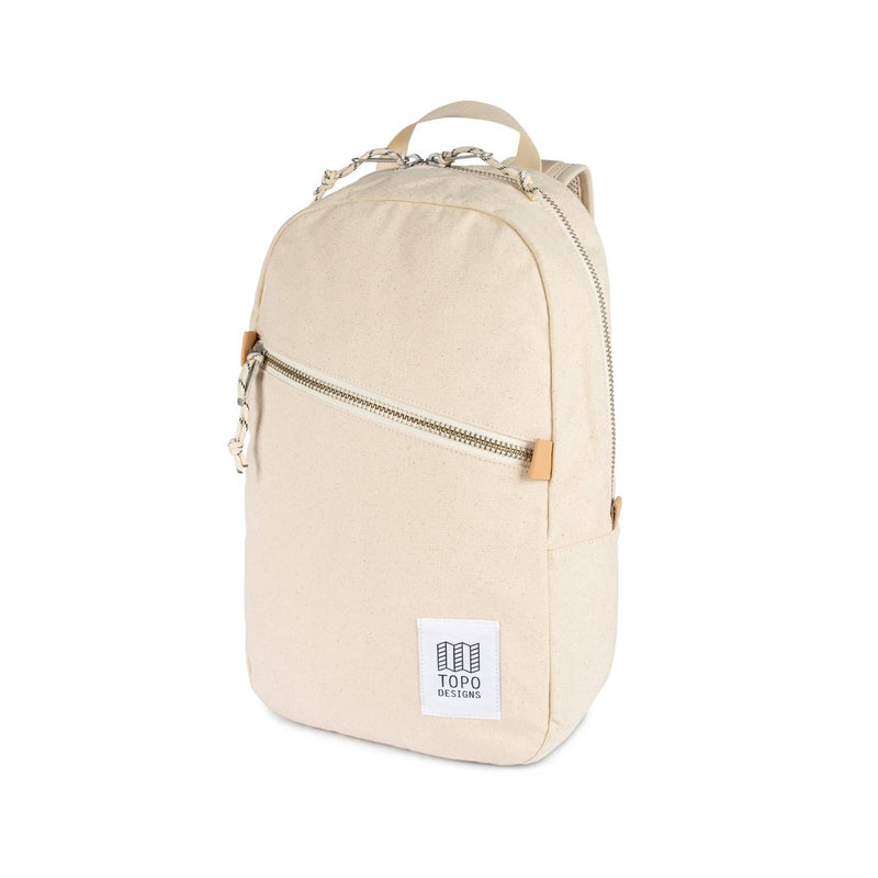 Topo Light Pack - Natural Canvas