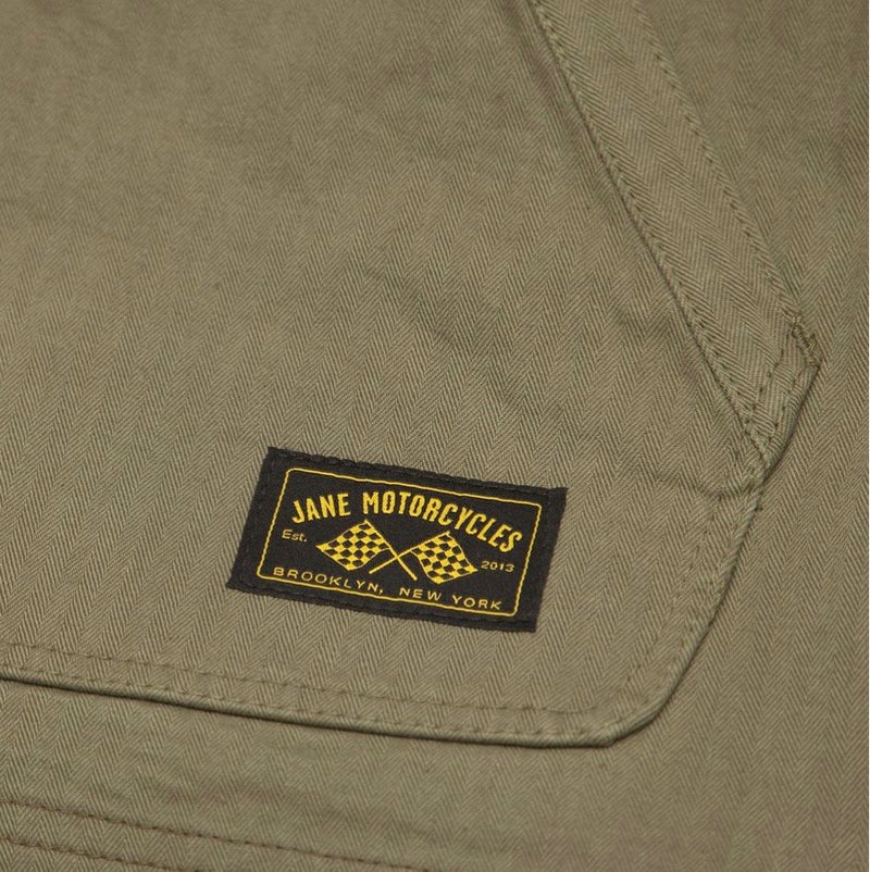 Limited Edition FLYING TIGER Mott Mechanic's Jacket - Olive