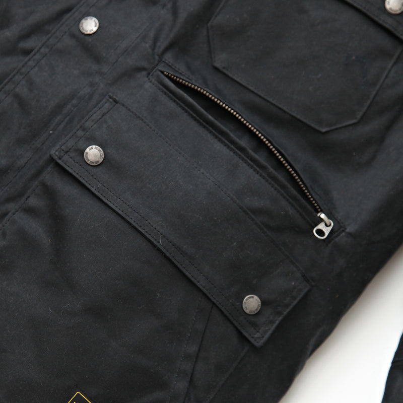 Kingsland Parka - Black