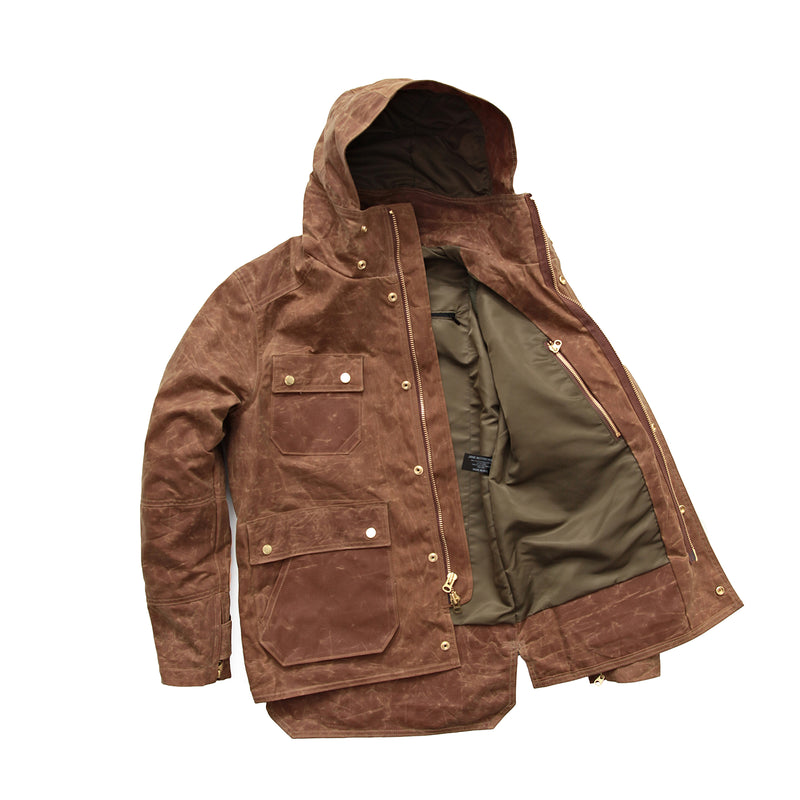 Kingsland Parka - Field Tan