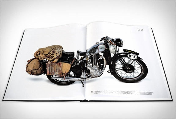 The Impossible Collections of Motorcycles