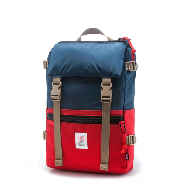 TOPO ROVER PACK CLASSIC - RED/NAVY