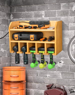 Wall Mounted Tool Storage Organizer