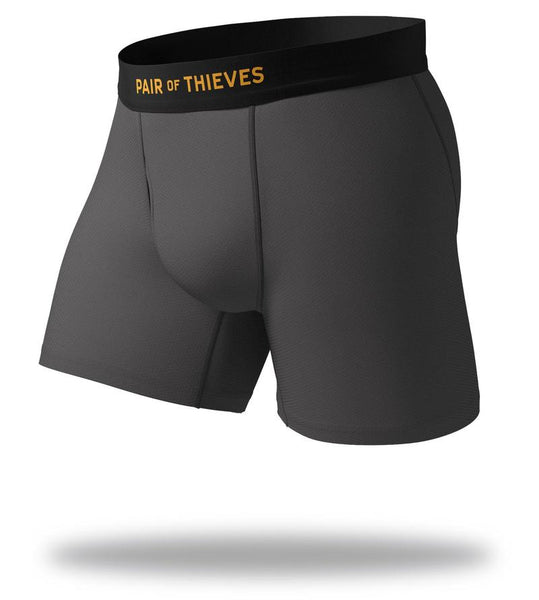 Underwear - The Solid (Charcoal Grey)