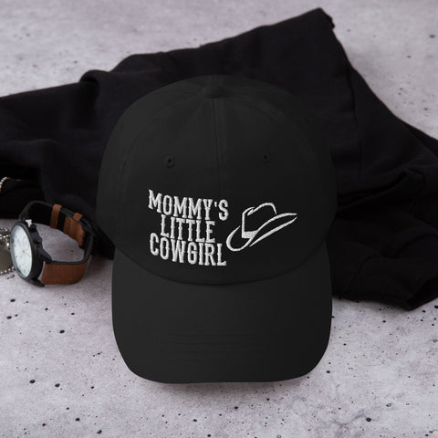 Mommy's Little Cowgirl - Dad Hat