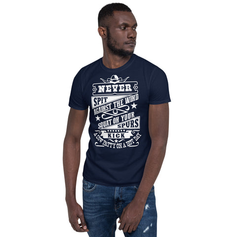 Never - Short-Sleeve Unisex T-Shirt