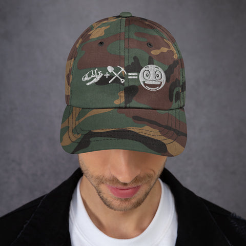 Happy Fossil Hunter - Dad Hat