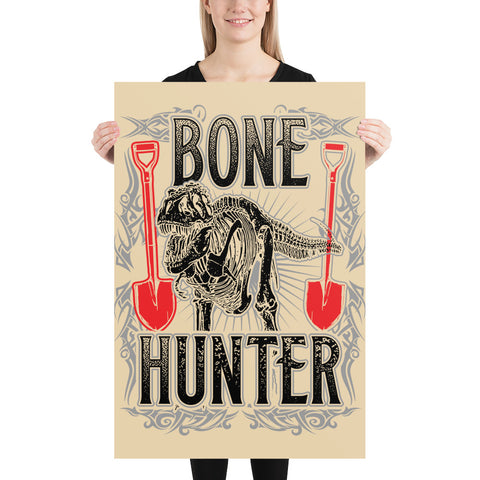 Bone Hunter - Poster