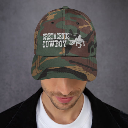 Jake Harris, Cretaceous Cowboy - Dad Hat