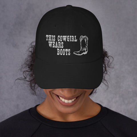 Forget Glass Slippers - Dad Hat