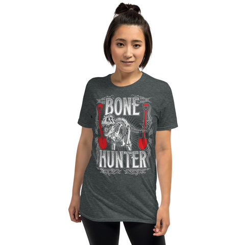 Bone Hunter - Short-Sleeve Unisex T-Shirt