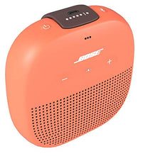 Load image into Gallery viewer, Bose SoundLink Micro, Portable Outdoor Speaker, (Wireless Bluetooth Connectivity), Bright Orange