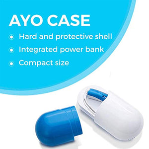 AYO: Premium Light Therapy | Sleep Better - Boost Energy - Beat Jet Lag | As Seen On ABC News | Free goAYO App.