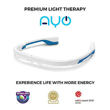 Load image into Gallery viewer, AYO: Premium Light Therapy | Sleep Better - Boost Energy - Beat Jet Lag | As Seen On ABC News | Free goAYO App.