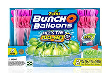 Load image into Gallery viewer, Bunch O Balloons - Ultimate Color Wars Family Pack (8 Pack) Rapid-Filling Self-Sealing Water Balloons (Amazon Exclusive) by Zuru