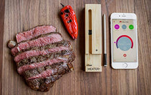 Load image into Gallery viewer, New MEATER+165ft Long Range Smart Wireless Meat Thermometer for the Oven Grill Kitchen BBQ Smoker Rotisserie with Bluetooth and WiFi Digital Connectivity